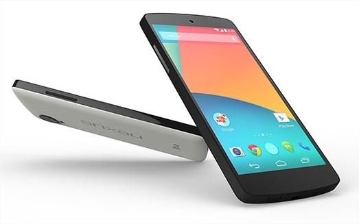 Commander le Google Nexus 5 à l'étranger USA