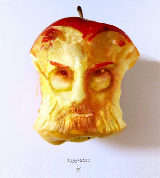 Hommage à Steve Jobs…