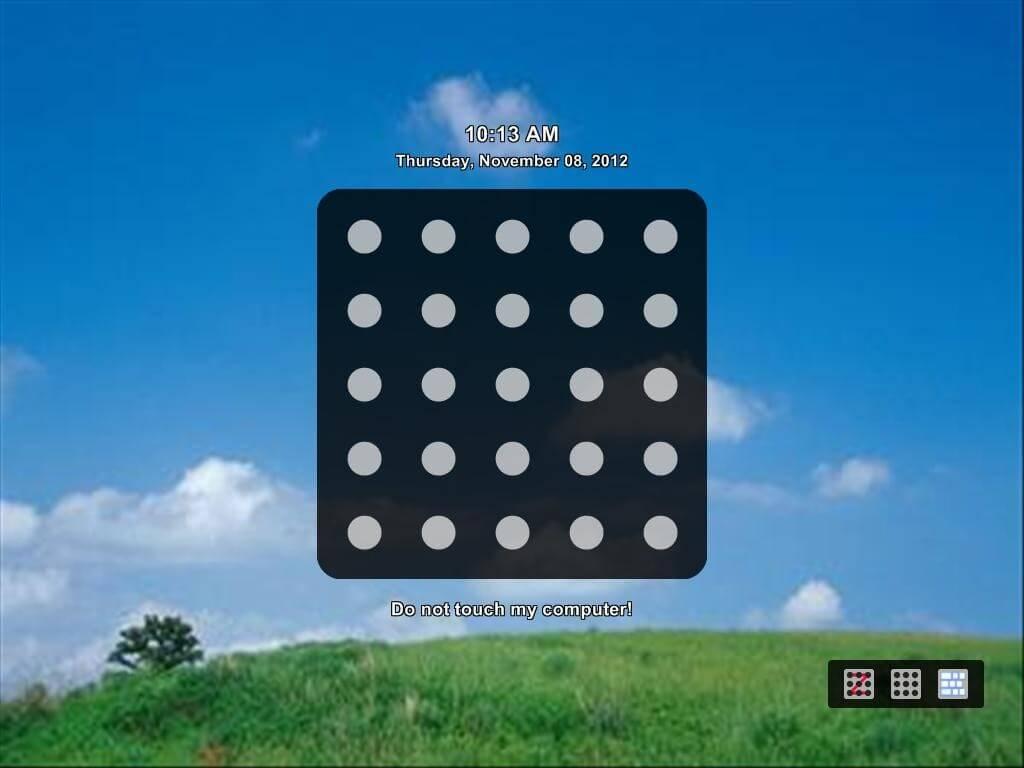 Les meilleurs logiciels 2013 Securite - Eusing Maze Lock