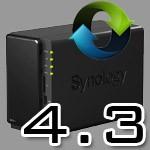 Mise à jour Synology DSM 4.3 que de nouveautés!