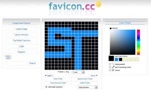 favicon sur favicon.cc