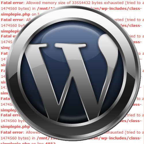 Limiter l'utilisation mémoire PHP sur WordPress