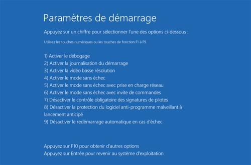 Probleme De Demarrage De Windows Apres Restauration